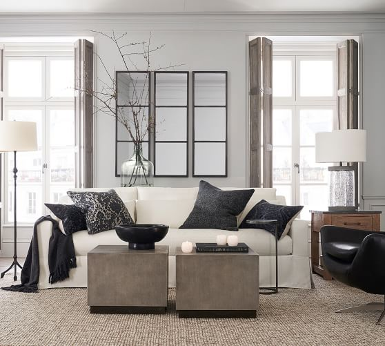 Byron Square Coffee Table In 2020 Coffee Table Square Coffee