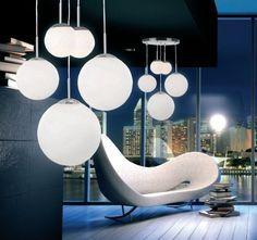 h ngelampe kugel 33251 lampen pinterest lampen deckenlampe und wohnzimmer. Black Bedroom Furniture Sets. Home Design Ideas