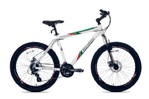 Sale Giordano Forza Mountain Bike White 26 Inch Best Mountain Bikes Folding Mountain Bike Best Cheap Mountain Bike
