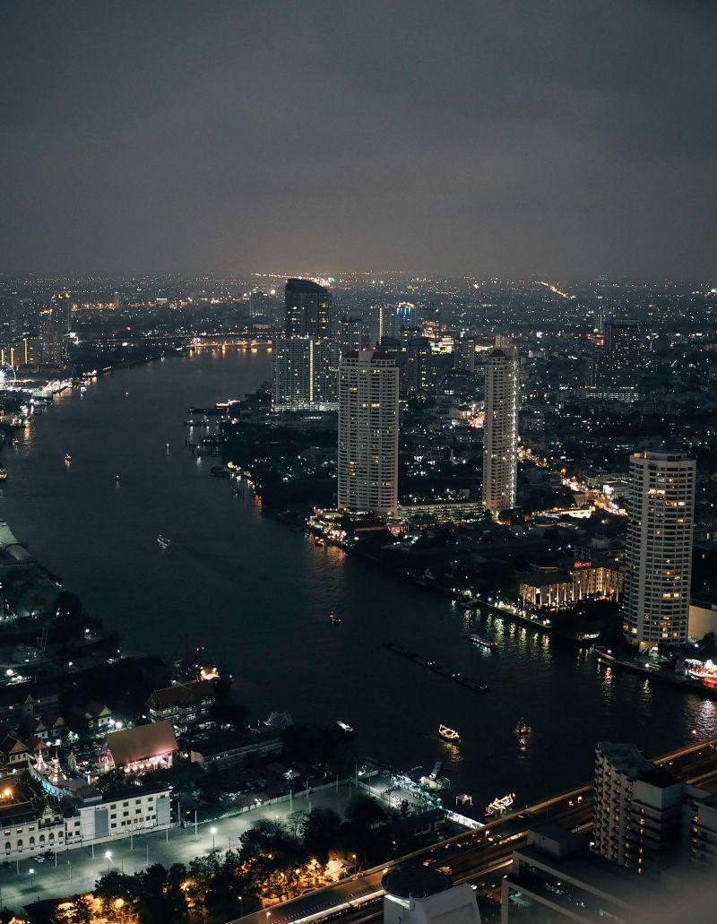 Bangkok vinkit