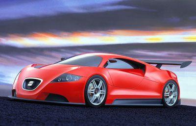 Seat Cupra Gt Supercar Cupra Autos Automoviles