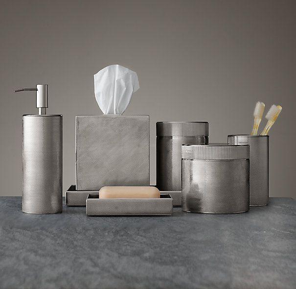Laval Bath Accessories Avec Images Salle De Bain Decoration Mouchoirs