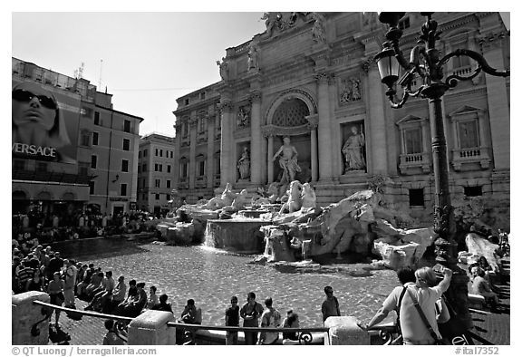 Black and white photos of rome italy
