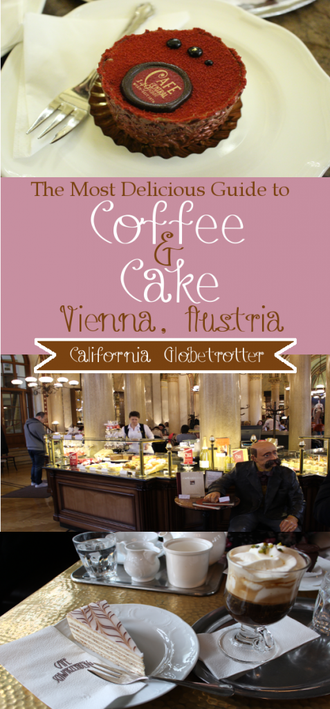 A Delicious Guide for Coffee & Cake in Vienna