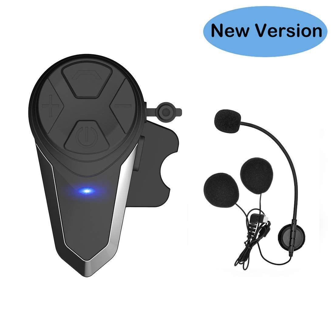 Thokwok Motorcycle Bluetooth Headset Bt S3 1000m Helmet Bluetooth Communication Systems Ski Helmet Headphones Bluetooth Headset Headphones Bluetooth Headphones
