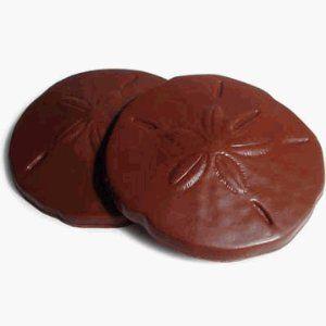 chocolate sand dollars