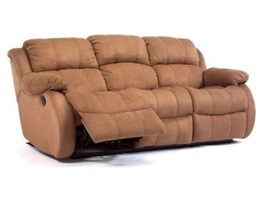 Wondrous Flexsteel Brandon Double Reclining Sofa 1506 62 In Fabric Or Creativecarmelina Interior Chair Design Creativecarmelinacom