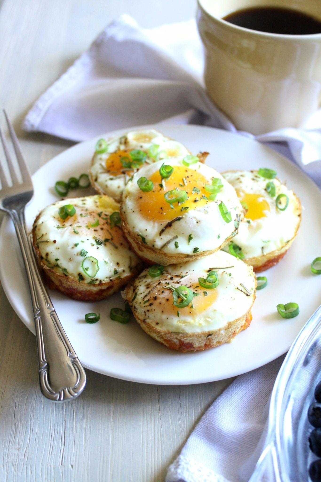 Copinhos De Ovos Com Batata Doce Receita Receitas Ovos Com