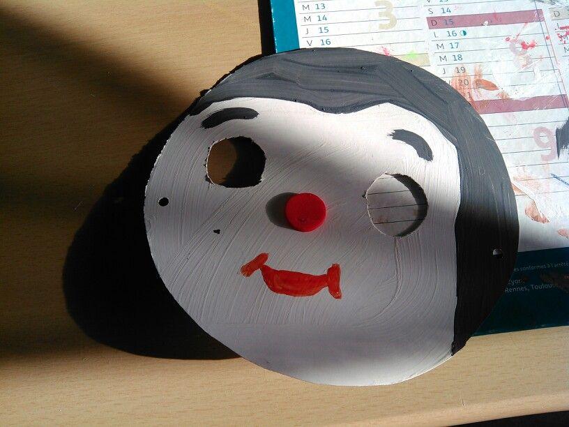 Masque Tchoupi