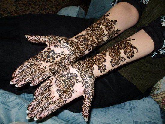 Mehndi Bunch On Arm : Most beautiful indian mehendi designs arabic mehndi