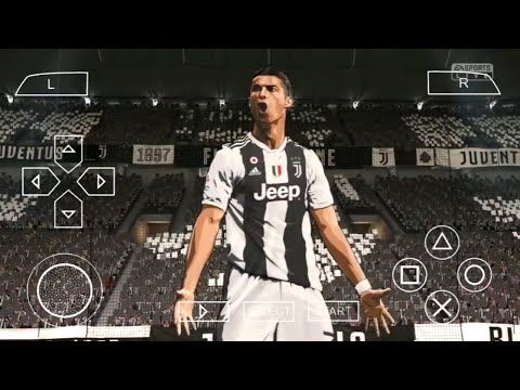 PES 2020 PPSSPP Camera PS4 Android Offline Download PES