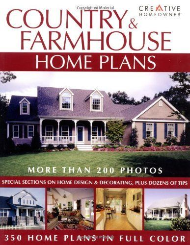 Country Farmhouse Home Plans Lowes By Editors Of Creative Homeowner Et Al Http Www Amazon Com House Plans Farmhouse House Plans Beach House Floor Plans