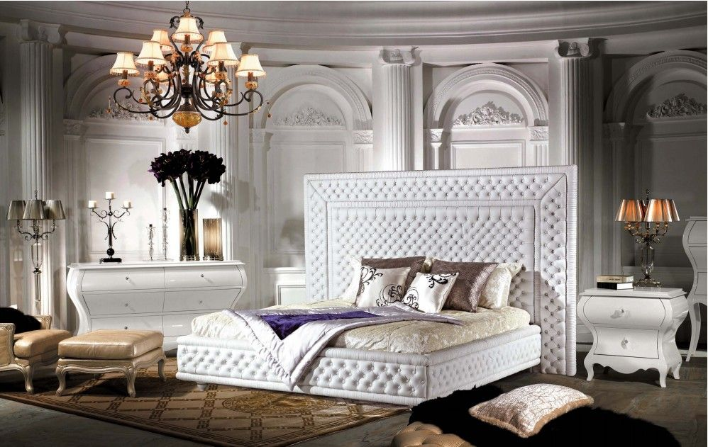 Modern & Classic Bedrooms and Living Rooms | Bedroom Decorating ...