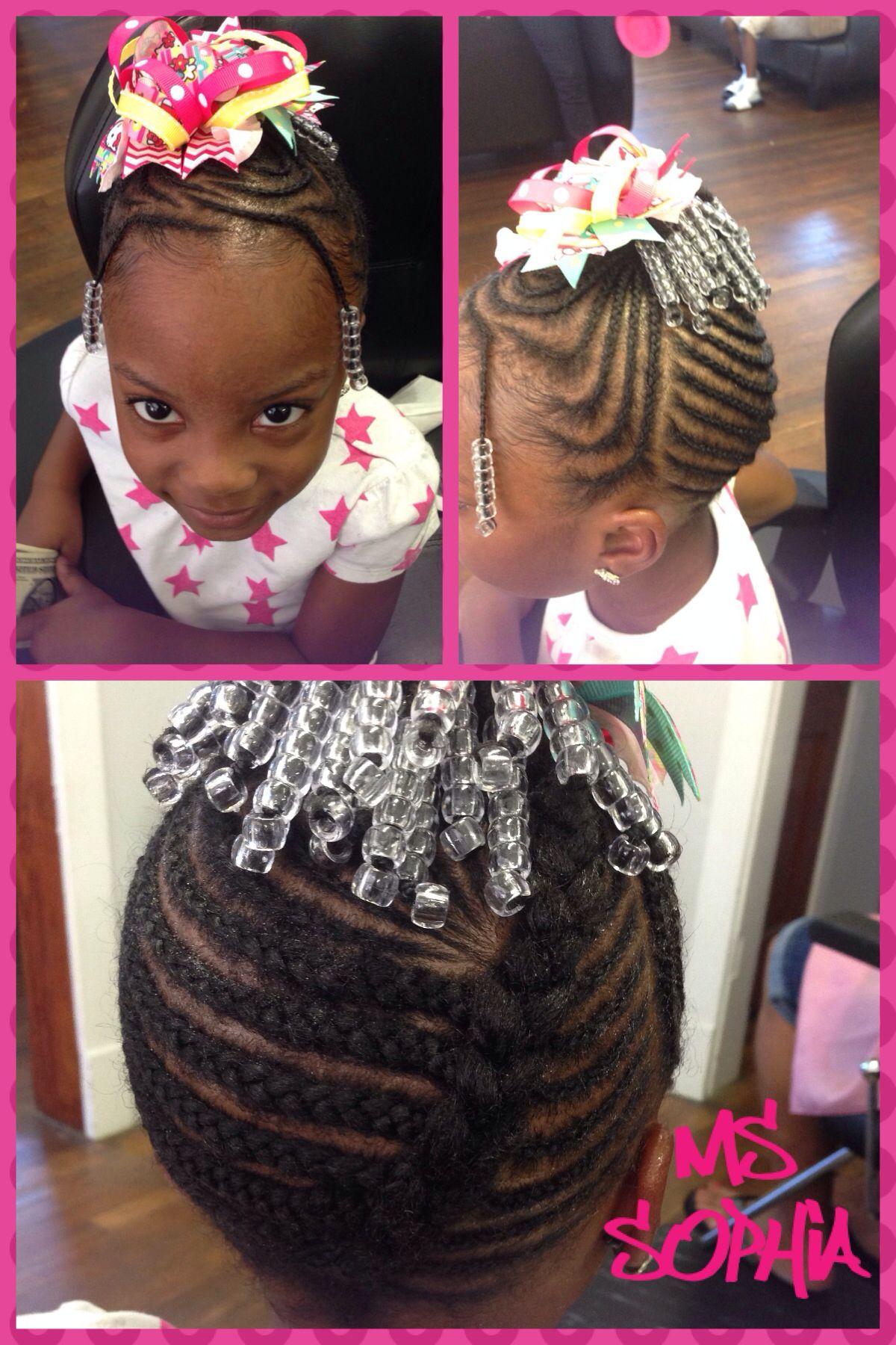 Aniya ashleyvashon pinterest kid hairstyles girl hairstyles