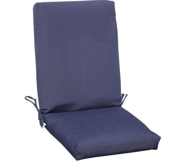 $35.87 Adirondack Cushion - Navy  MillStore