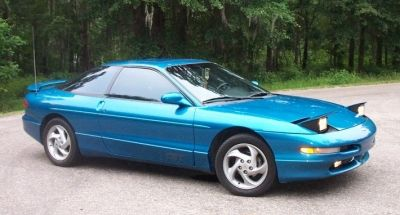 Ford Probe Blue Ford Probe Car Showroom Motor Car