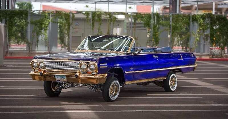 63 Chevy Impala low low rag......... | Hot cars | Pinterest | Low ...