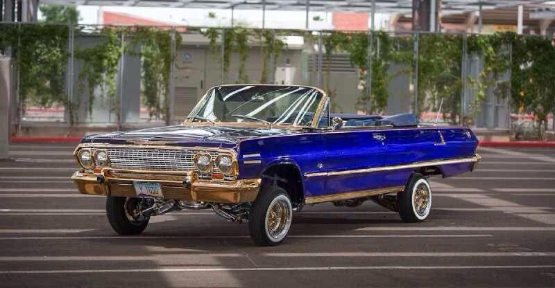 63 Impala Chevrolet Impala 64 Impala Lowrider Lowrider Cars