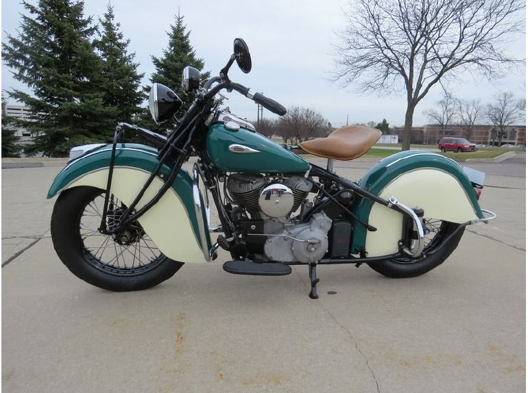 1940 Indian Chief Bloomfield Hills Mi 114597882 Cycletrader Com Indian Motorcycle Motorcycle Vintage Indian Motorcycles