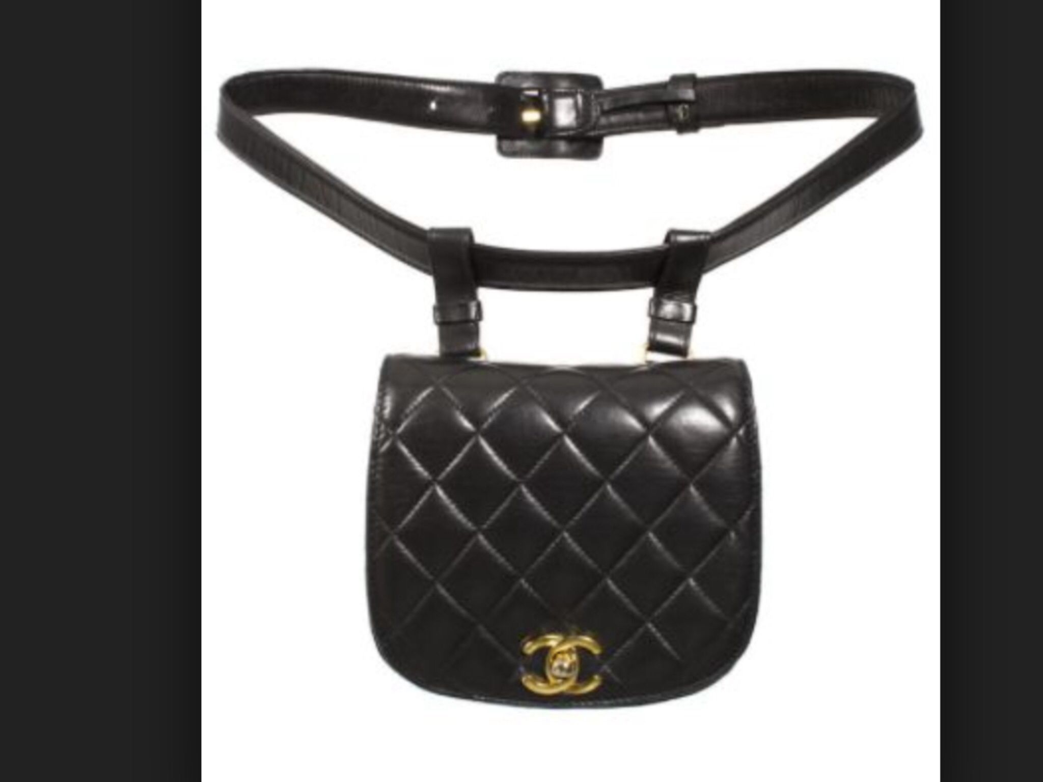 f8941fc6c64d Chanel fanny pack