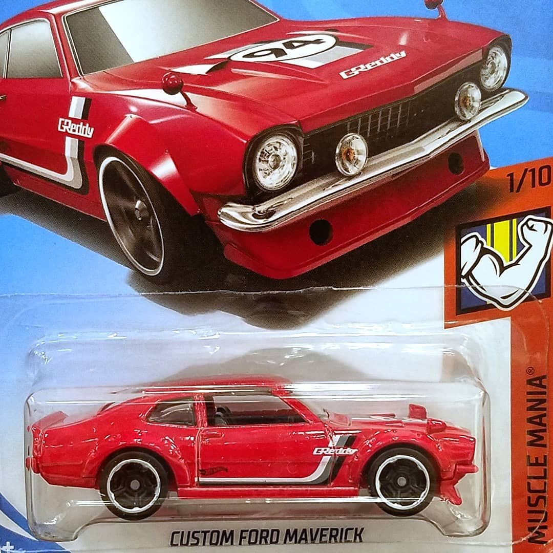 Custom Ford Maverick Hotwheels Toycollector29 Hotwheelspics