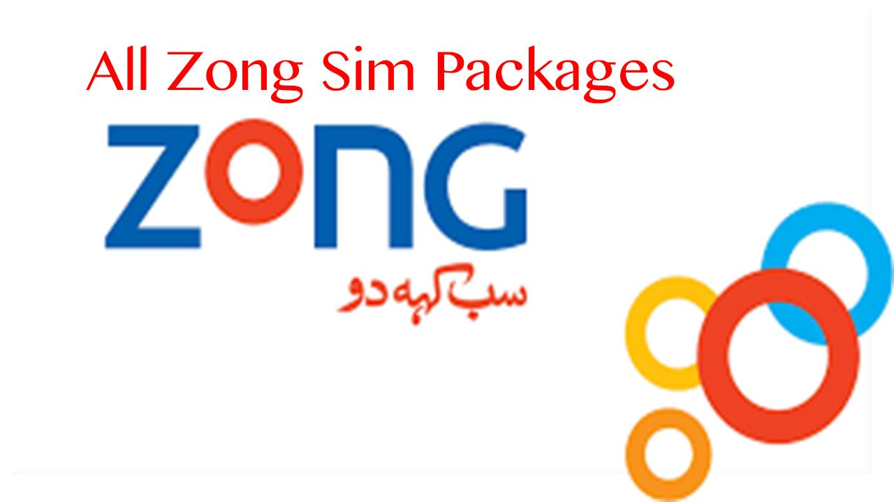 Zong Launches A New Weekly Internet Package To Its Customers Zong