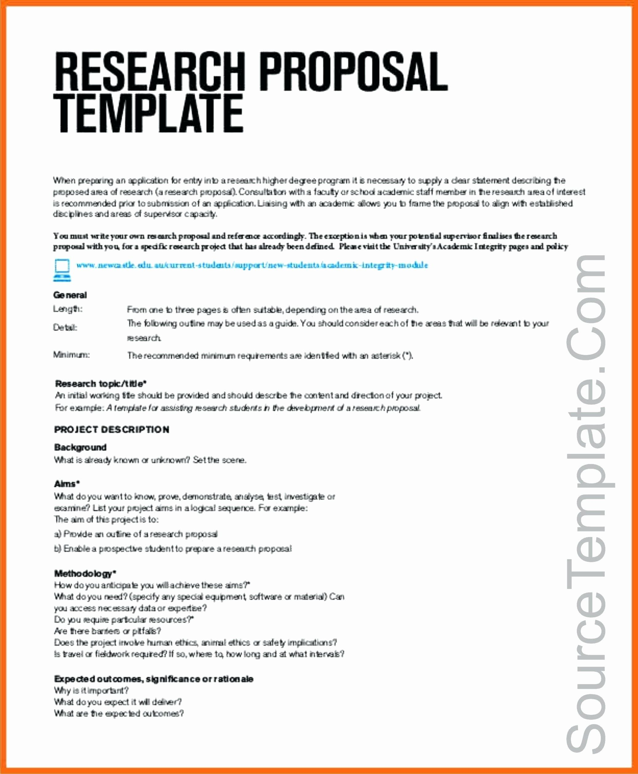 Photography Proposal Template Free Download In 2020