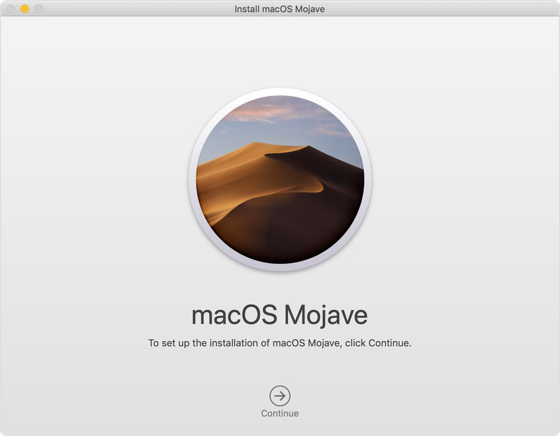 How To Reinstall Macos From Macos Recovery Mojave Time Machine Backup Snow Leopard