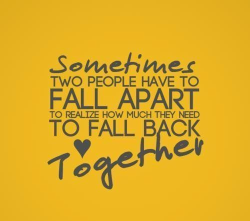 40 Super Sweet Getting Back Together Quotes Quotes Sayings Simple Getting Back Together Quotes