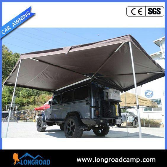 Source Car Roof Rack Awning 270 Degree Awning On M Alibaba Com Car Awnings Awning Tent Awning