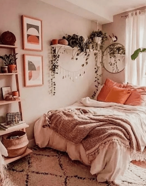 25 Ways to Make Your Room Comfy #eweddingmag.com #HomeDecorationIdeas #HomeDesign #roomdecorideas