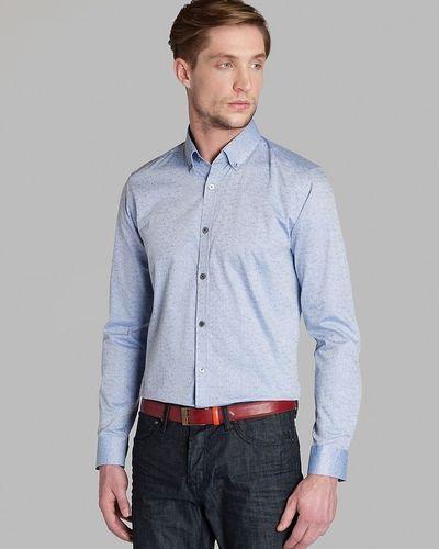 Ted Baker Jakmove Floral Jacquard Sport Shirt - Regular Fit from Bloomingdale's on Catalog Spree
