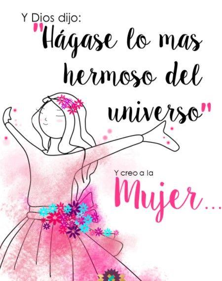 Imagenes Bonitas Para Dedicar A Una Mujer Hermosa Beautiful Quotes Woman Quotes Words