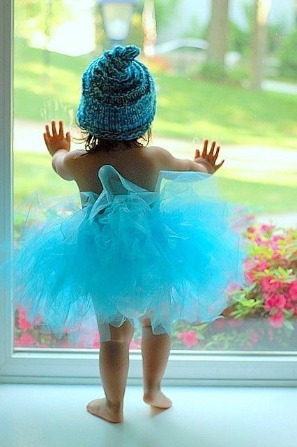 Cutie with tutu