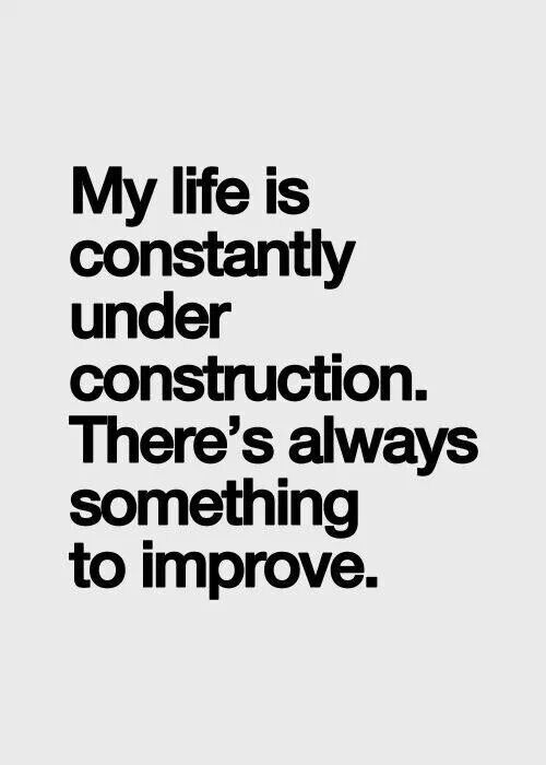 Learning To Love Yourself Quotes Beauteous Under Construction  Train Dirty For Life  Pinterest
