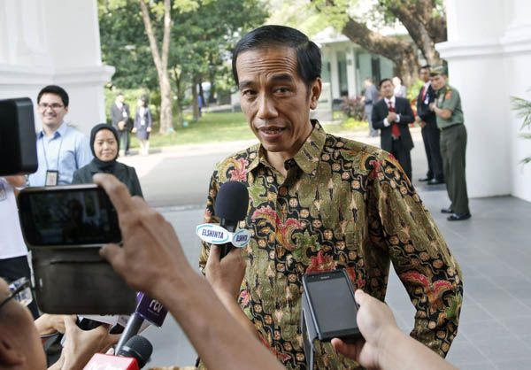 Indonesia's new president unveils his Cabinet