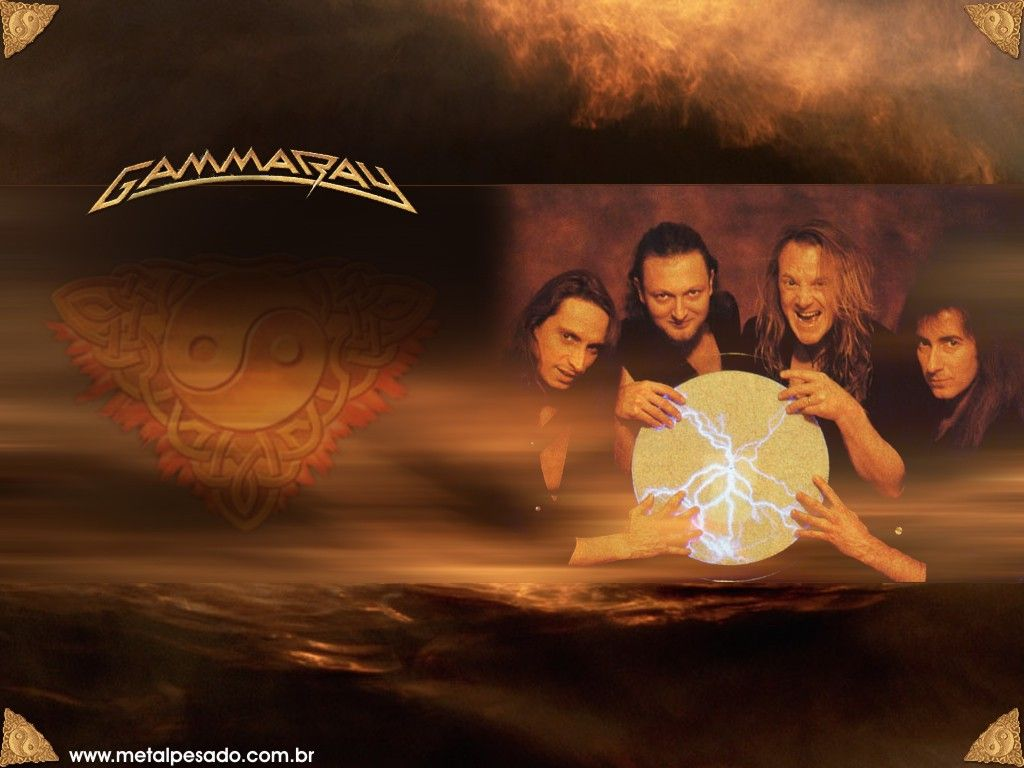 Gamma Ray Band Name Gamma Ray Band Wallpaper Power