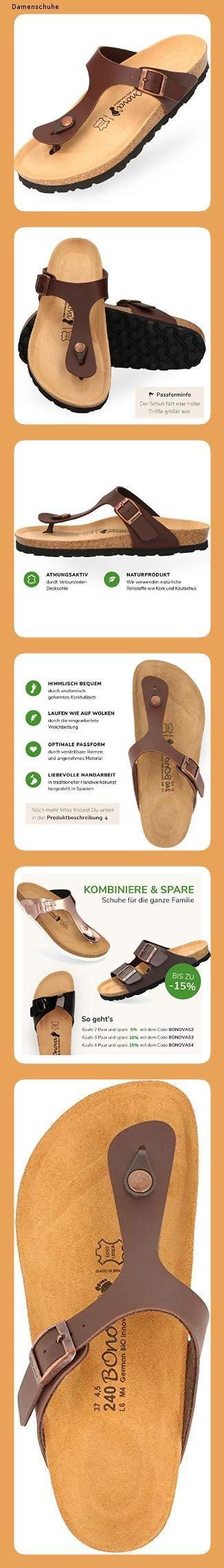 on sale 5cc90 669e9 BOnova Damen Zehen-Trenner Ibiza in 14 Farben, stylische ...
