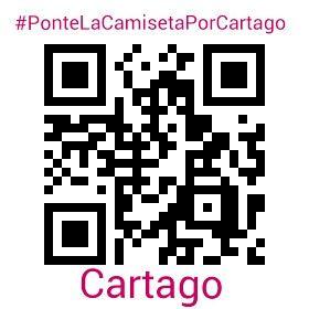 """https://flic.kr/p/vNBaSR   lee el código y ponte la camiseta por Cartago """"Vive Mejor En Tu Ciudad"""" #Cartago #Pereira   Cartago  almacénoporto"""