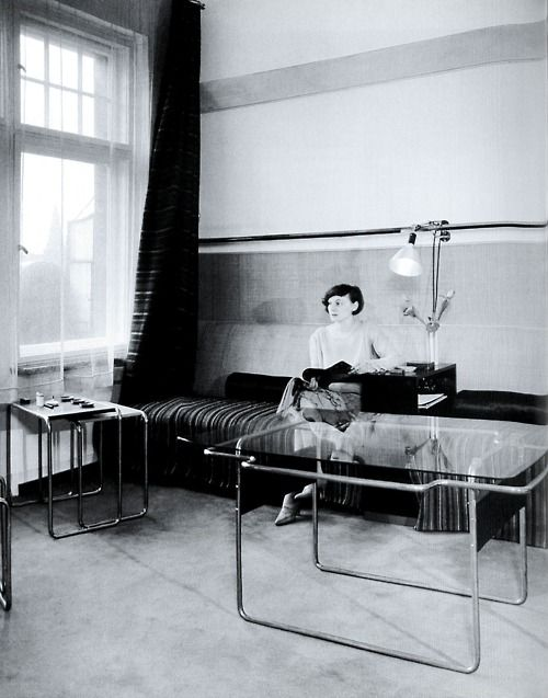Marcel Breuer, The Hildegard and Erwin Piscator Apartment, Berlin