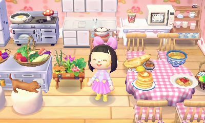 "ntendocutie: ""My little kitchen~ "" | Animal crossing pc ... on Animal Crossing Kitchen Ideas  id=56966"