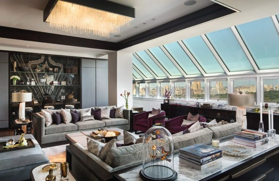 Inside Opulent Oligarch Worthy Projects By Candy Candy With