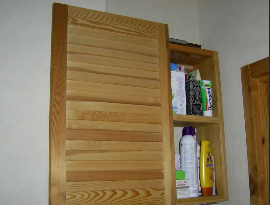 Hangeschrank Selber Bauen Eine Starke Holzerne Schranke Badezimmer
