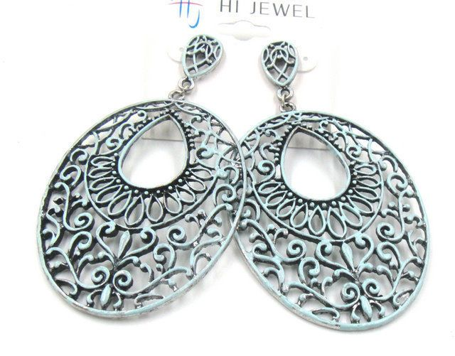 Free Shipping Fashion Jewelry Pretty Charming Metal Stud Earring H925 #Unbranded #Stud