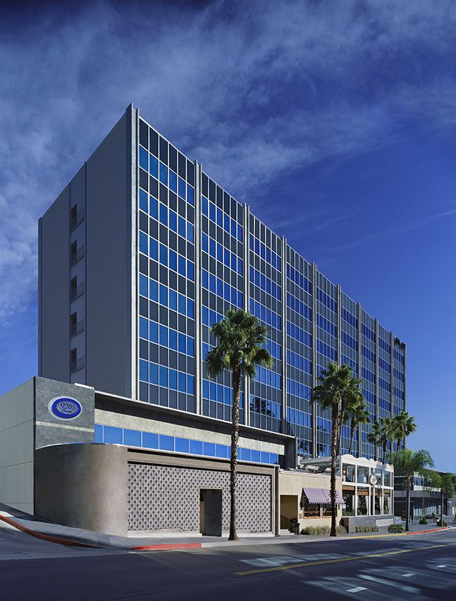9201 W Sunset Blvd Sunset Medical Center is a 9 story