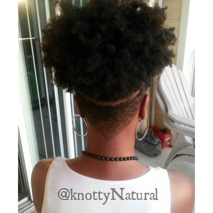 1000 Ideas About Undercut Natural Hair On Pinterest Shaved