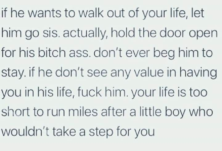 how to let a girl like you