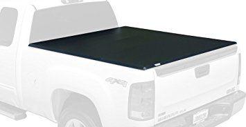 Tonno Pro 42 208 Tonno Fold Black Tri Fold Truck Tonneau Cover Review 2017 Tonneau Cover Truck Tonneau Covers Automotive Solutions