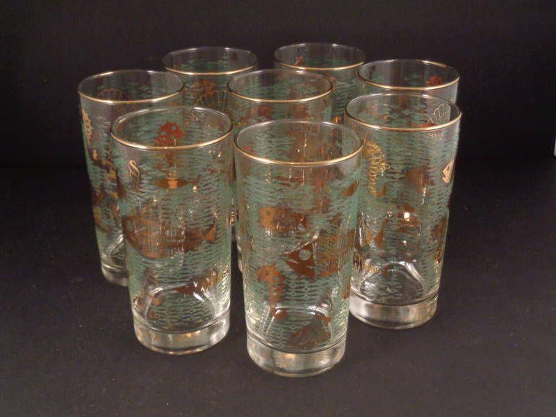Barware Collection - LIBBEY - MARINELIFE - HIGHBALL GLASSES