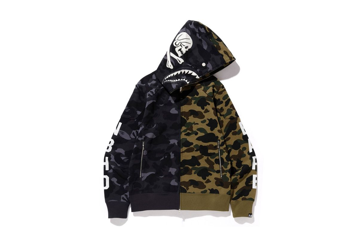 A Complete Look at the BAPE x NEIGHBORHOOD x adidas